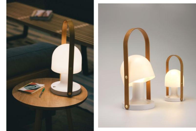 Lamper til hytter uten strøm Belysning med og uten batteri