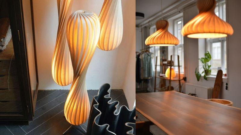 Trelamper til Bolig – Vakre og Naturlige lamper i Tre