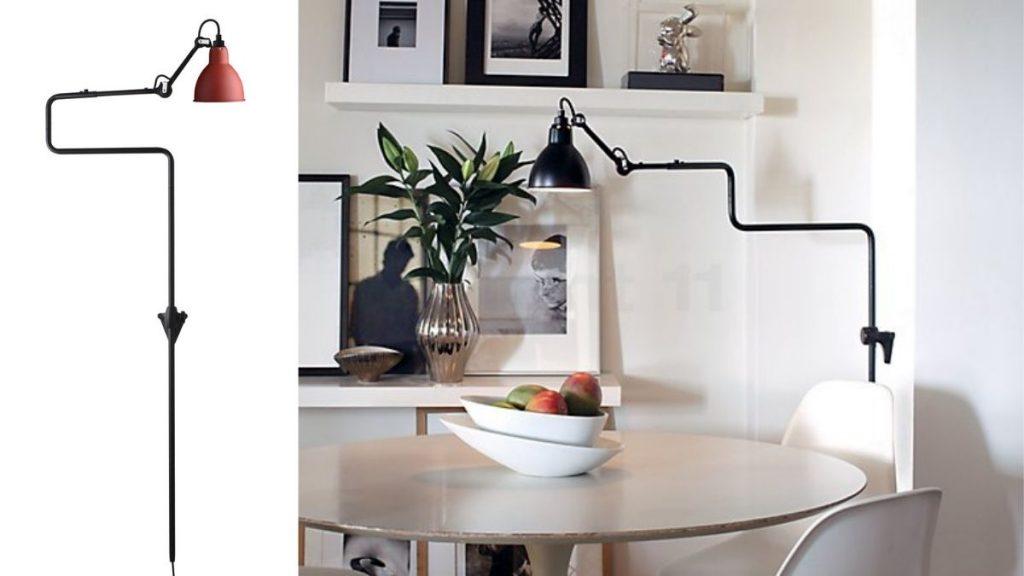Populære Sakselamper og utsvingbare lamper til vegg og tak
