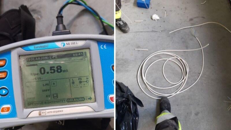 Tåler PFXP Kabel Vann?