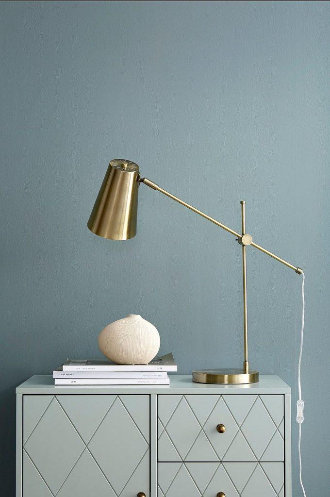 Lamper i Gull: Inspirasjon & Tips av lekre gylne lamper