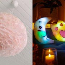 lamper til barnerom