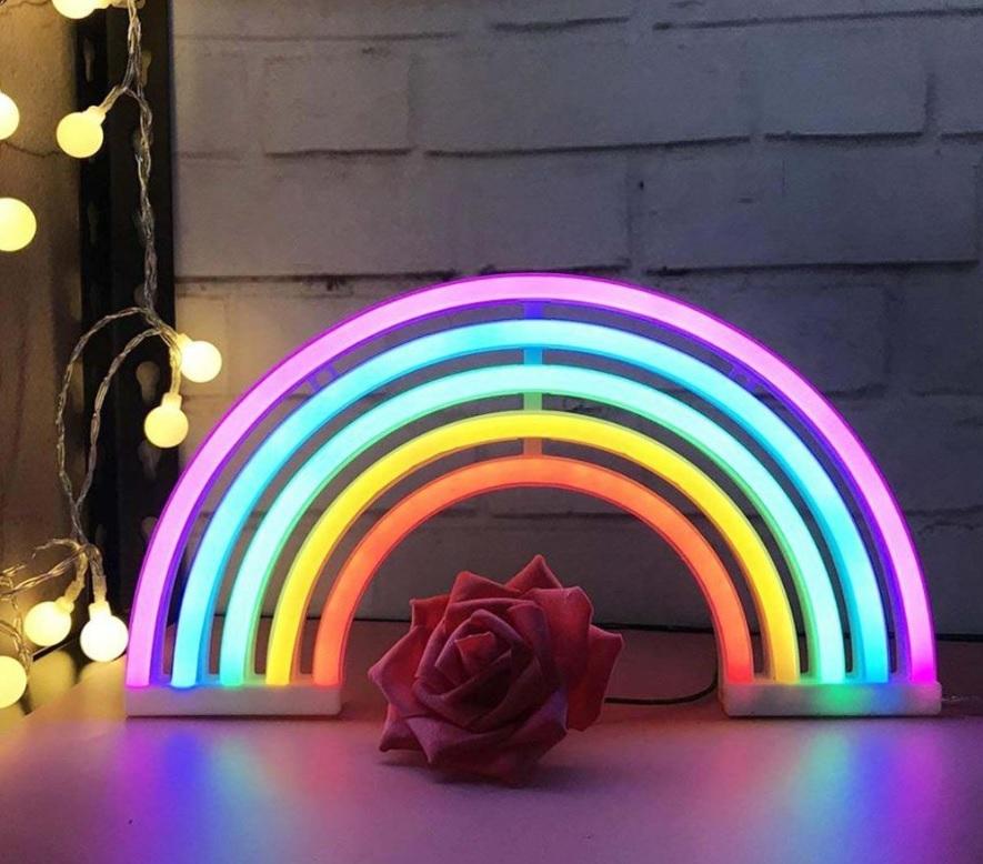 Bokstavlampe & Alfabet lamper: Dekorative Lysende Bokstaver