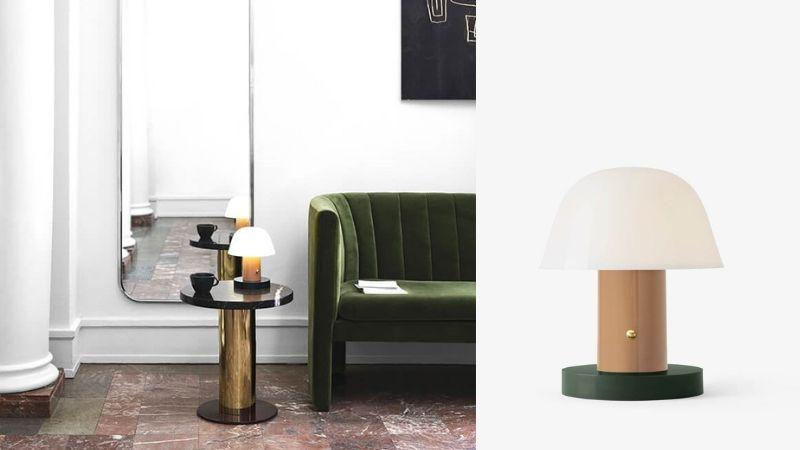 Setago Go: Bærbar & Stemningsfull Lampe til Hytte og Bolig