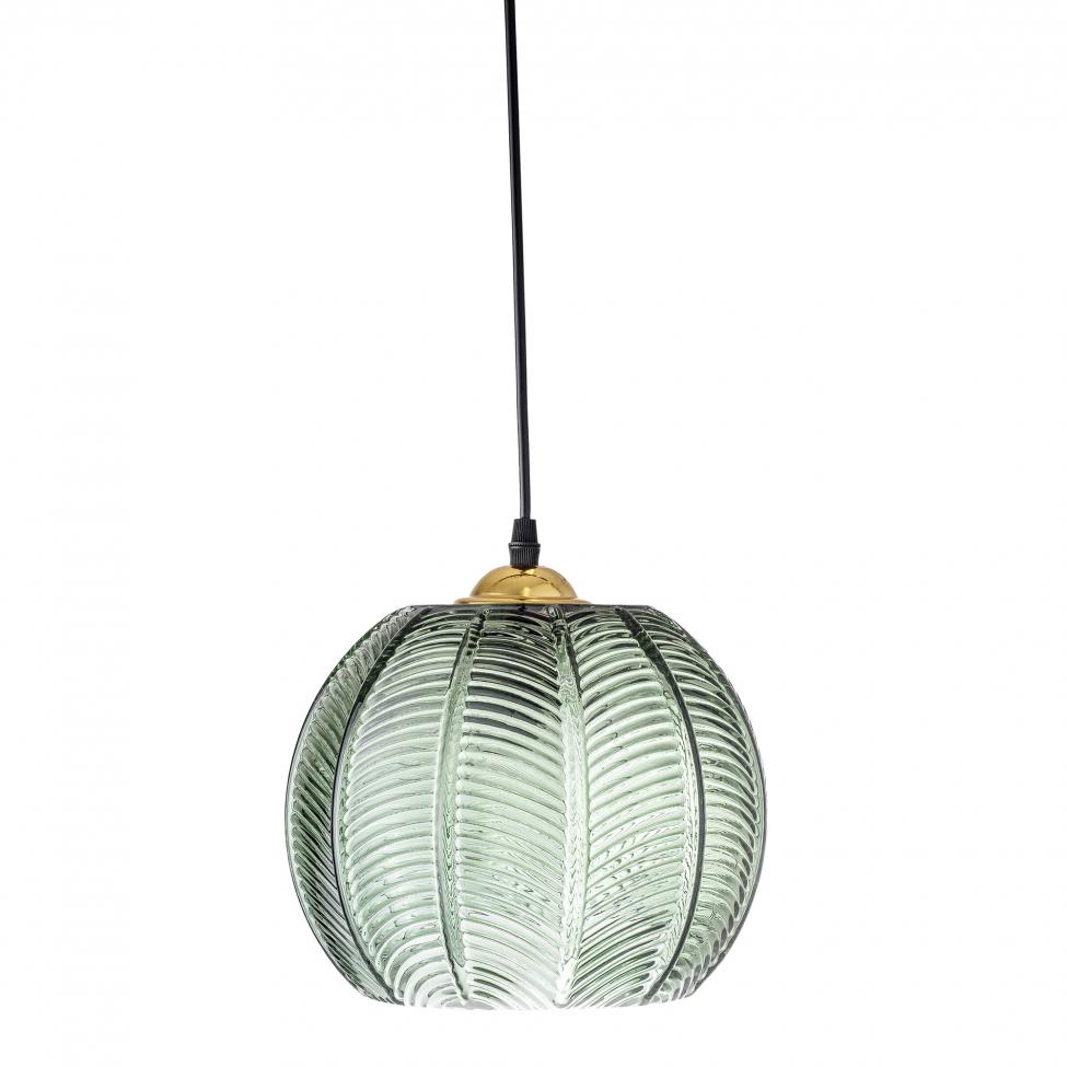 Bloomingville taklampe, pendellampe i glass, designlampe