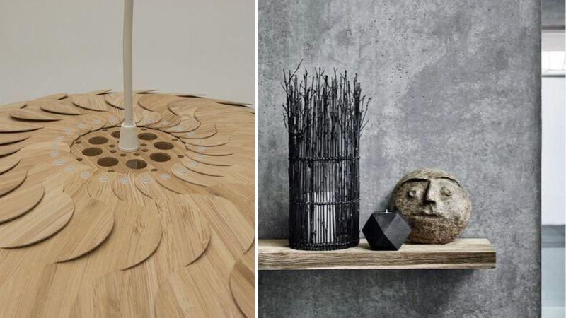 Kjempefine Lamper i Bambus