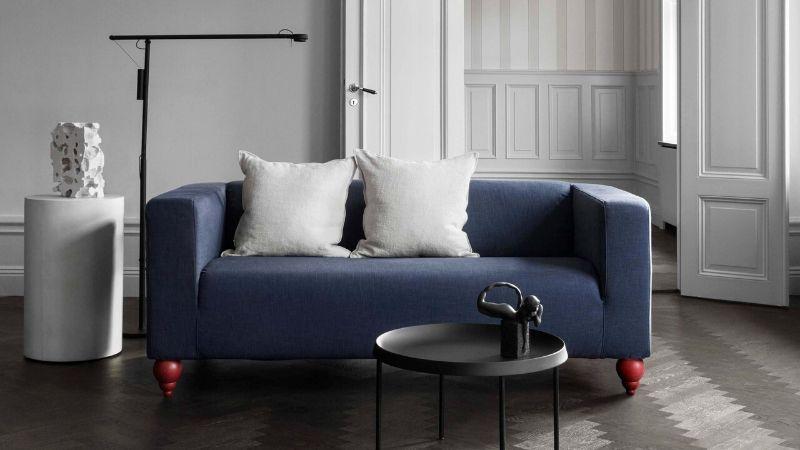 forny din gamle sofa med nye stofftrekk