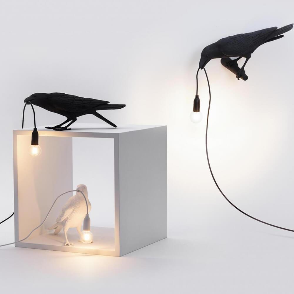 Nye Figurlamper fra Italienske Seletti