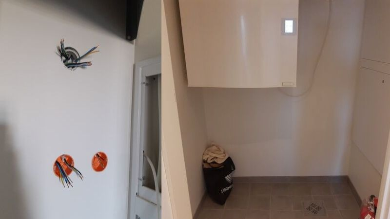 Montere ekstra stikkontakter i vegg