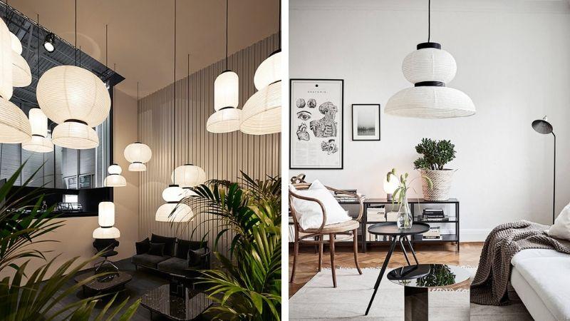 Rislamper i Moderne & Tradisjonell Design