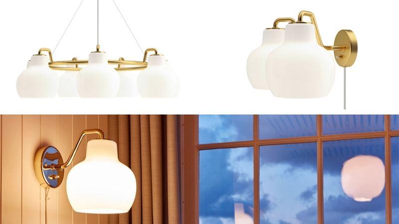 VL Ring Crown Lampe – Nyhet fra Louis Poulsen