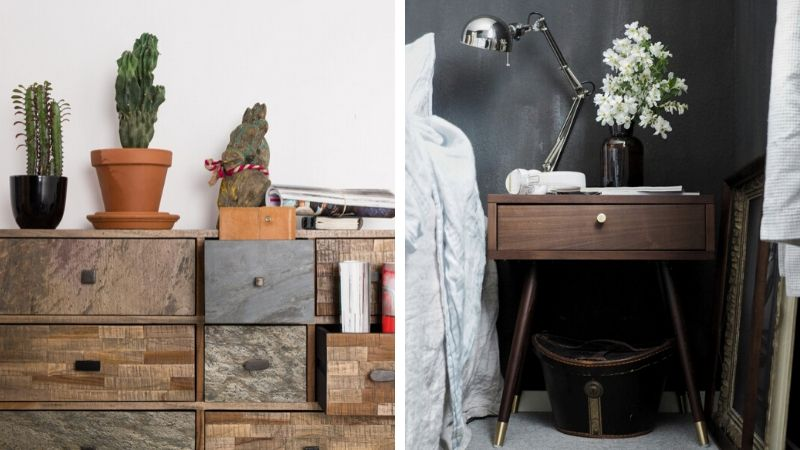 Møbler i mørkt tre: Inspirasjon og nyheter