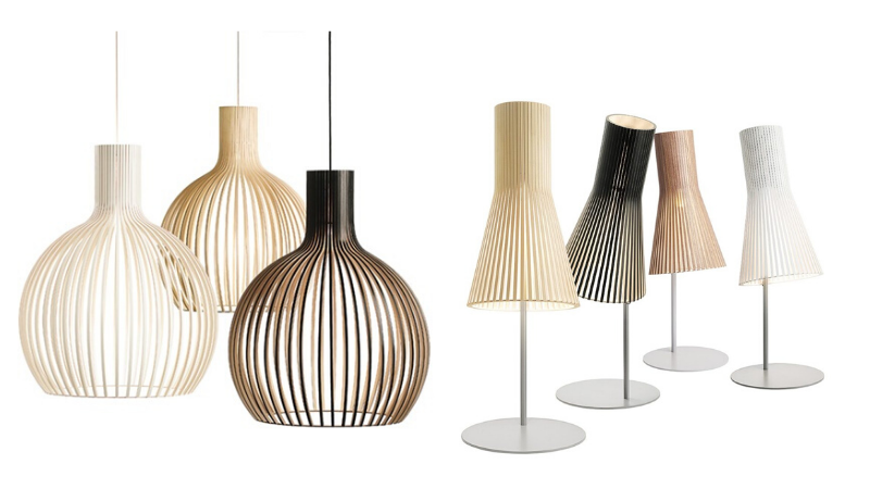 lamper fra secto design