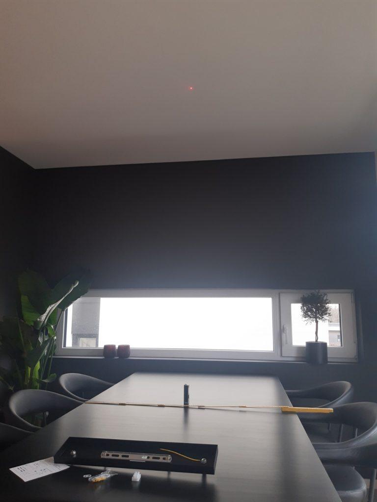 taket lys hekte