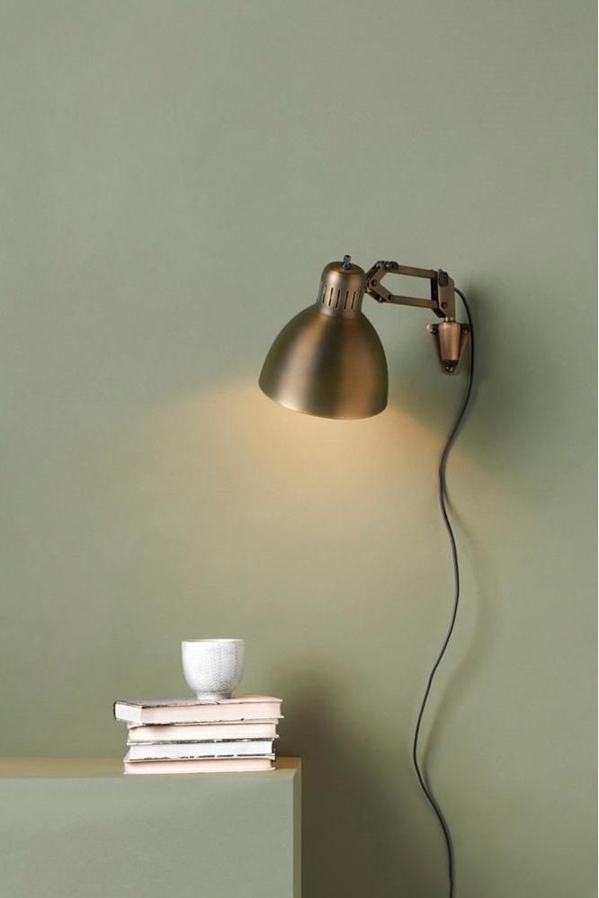 Archi Vegg og Bordlampe Den klassiske Arkitektlampen