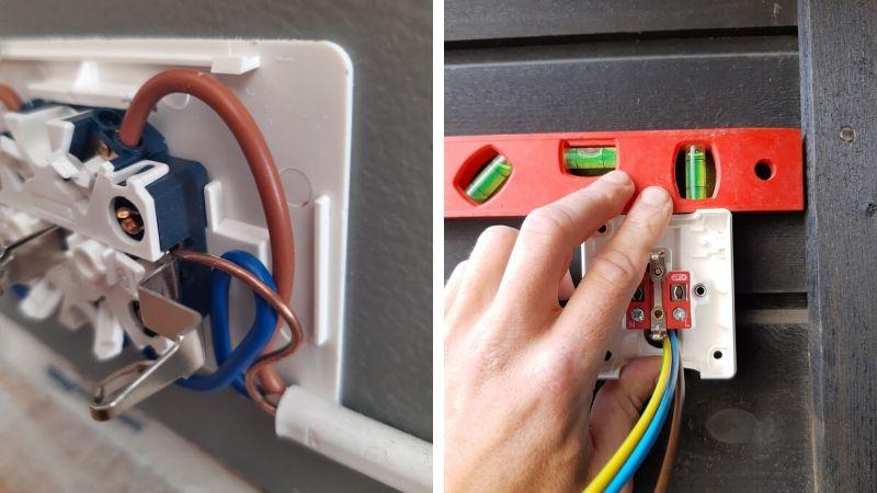 Hva slags ledning bruker man til stikkontakt?