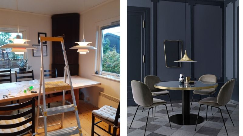 Tips til lampe over spisebord | 20