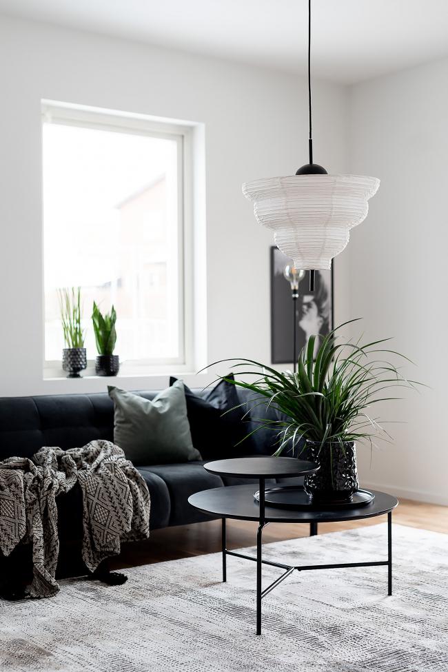 Belysning i vardagsrummet Tips & inspiration