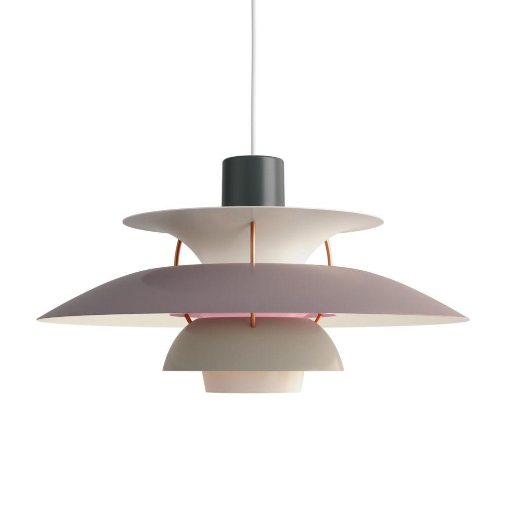 PH5 Lampe fra Louis Poulsen Ikonisk pendellampe fra 1958