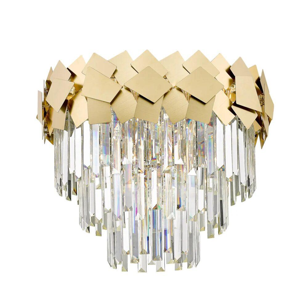Dette billede mangler alt-tekst;  dens filnavn er Lucande-Miraia-lampe-i-krystal-og-guld-1000x1000.jpg
